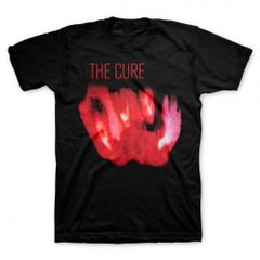 The Cure Pornography Cover Black Short Sleeve Adult T-shirt