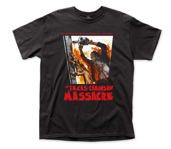 The Texas Chainsaw Massacre What Happened is True Black Short Sleeve Adult T-shirt