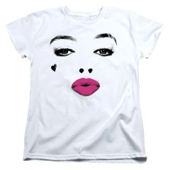 Birds of Prey Kiss White Short Sleeve T-shirts
