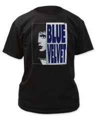 Blue Velvet Poster Adult T-shirt