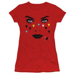 Birds of Prey Red Harley Red Short Sleeve T-shirts