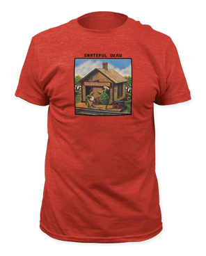 Grateful Dead Terrapin Station Short Sleeve Adult T-shirt