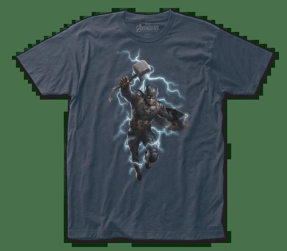The Avengers Endgame Worthy Short Sleeve Adult T-shirt