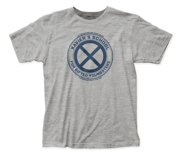 X-men Xavier's School Short Sleeve Adult T-shirt