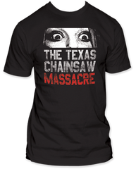 The Texas Chainsaw Massacre Dont Look Now Adult T-shirt