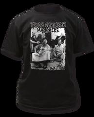The Texas Chainsaw Massacre Salad Days Adult T-shirt