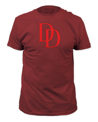 Dare Devil Logo Adult T-shirt