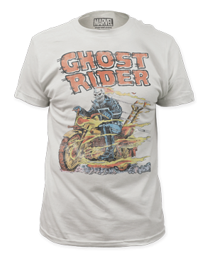 Ghostrider Hell on Wheels Short Sleeve Adult T-shirt