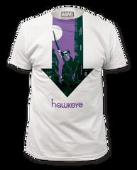 Hawkeye Arrow Adult T-shirt