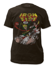 Iron Fist Iron Fist Adult T-shirt
