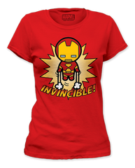 Iron Man Invincible Junior T-shirt