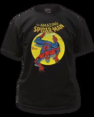 Spiderman Spotlight Adult T-shirt
