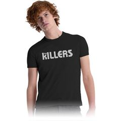 The Killers Logo Adult T-shirt