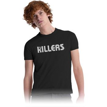 The Killers Logo Adult T-shirt