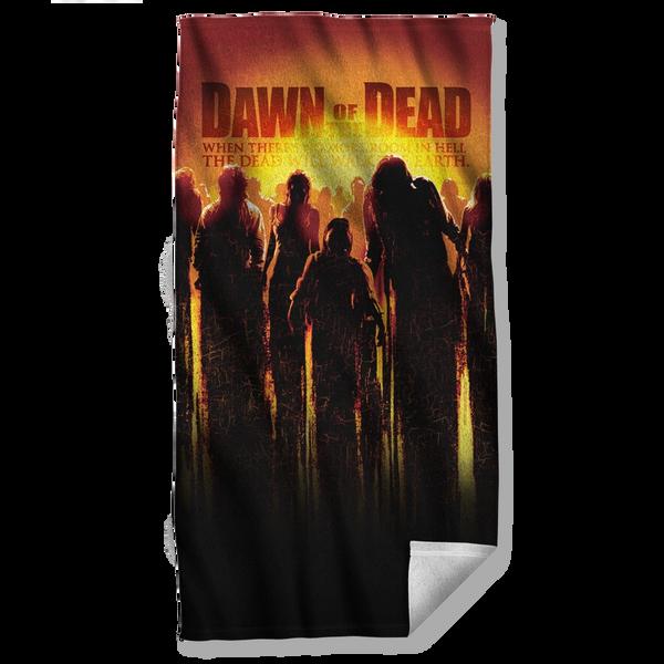 Dawn of the Dead Dead Beach Towel