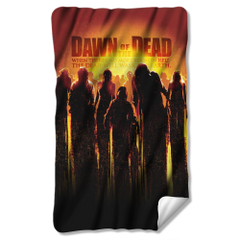 Dawn of the Dead Dead Fleece Blanket