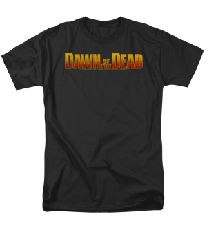 Dawn of the Dead Dawn Logo Adult T-shirt