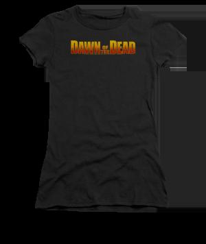 Dawn of the Dead Dawn Logo Junior T-shirt