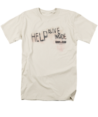Dawn of the Dead Help Alive Inside Adult T-shirt