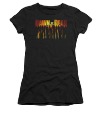 Dawn of the Dead Walking Dead Junior T-shirt