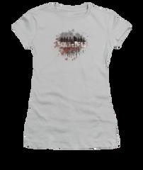 Dawn of the Dead Creeping Shadows Junior T-shirt