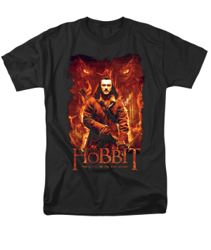 The Hobbit The Battle of the Five Armies Fates Adult T-shirt