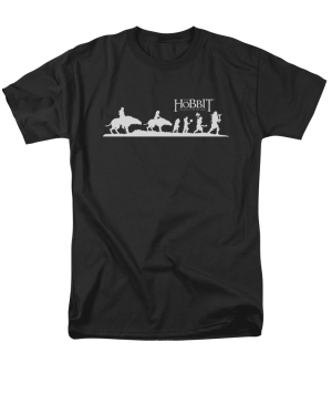 The Hobbit The Battle of the Five Armies Orc Company Adult T-shirt