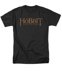 The Hobbit The Battle of the Five Armies Logo Adult T-shirt