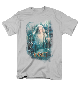 The Hobbit The Battle of the Five Armies Gandalf's Army Adult T-shirt