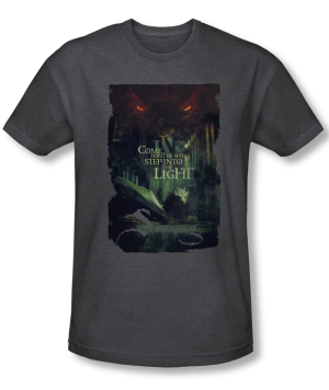 The Hobbit The Battle of the Five Armies Taunt Adult T-shirt