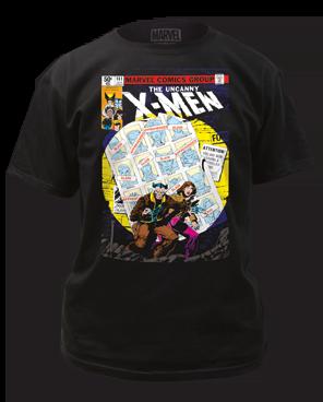 X-men The Uncanny X-men T-shirt