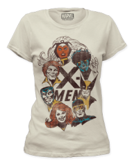 X-men Portraits Junior T-shirt