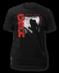 G.B.H Midnight Madness Black Short Sleeve Adult T-shirt