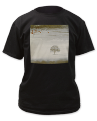 Genesis Wind and Wuthering Black Short Sleeve Adult T-shirt
