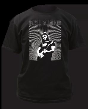 David Gilmore Gilmore Live T-shirt