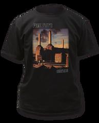 Pink Floyd Animals Black Short Sleeve Adult T-shirt