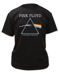 Pink Floyd The Dark Side of the Moon Black Short Sleeve Adult T-shirt