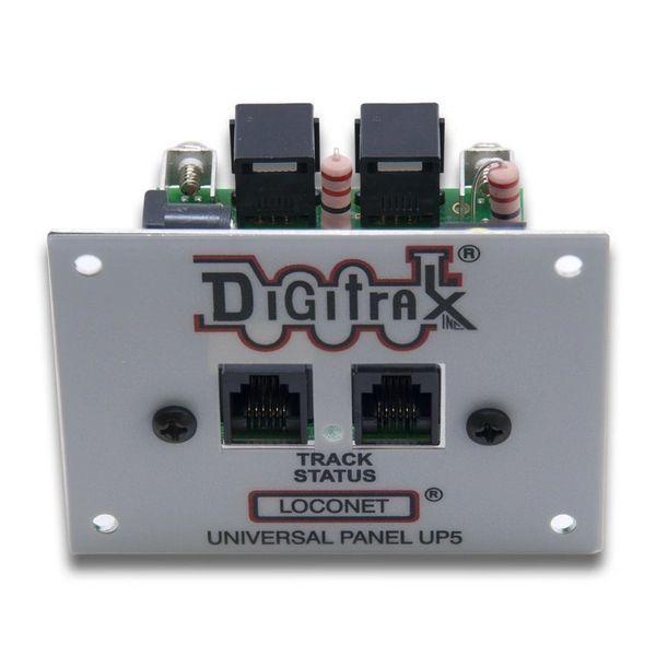 Digitrax UP5 Universal Panel