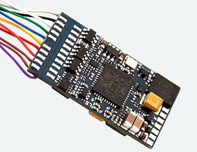 Rapido 8- Pin Sound Decoder W/ MP3 speaker