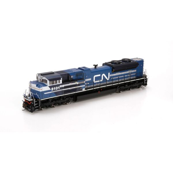 Athearn Genesis Ho Scale SD70ACe CN (Ex-Demo) DCC Ready