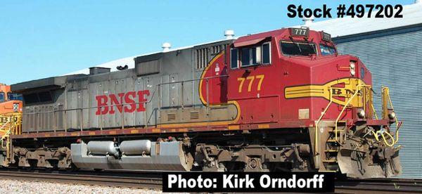 Intermountain Railway Ho Scale C44-9W (Dash 9) BNSF Warbonnet DCC W/Sound *Pre-Order