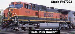 Intermountain Railway Ho Scale C44-9W (Dash 9) BNSF Heritage DCC W/Sound *Pre-Order