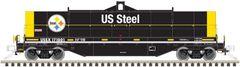 Atlas Ho Scale 42' Coil Steel Cars US Steel