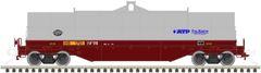Atlas Ho Scale 42' Coil Steel Cars Indiana Harbor Belt