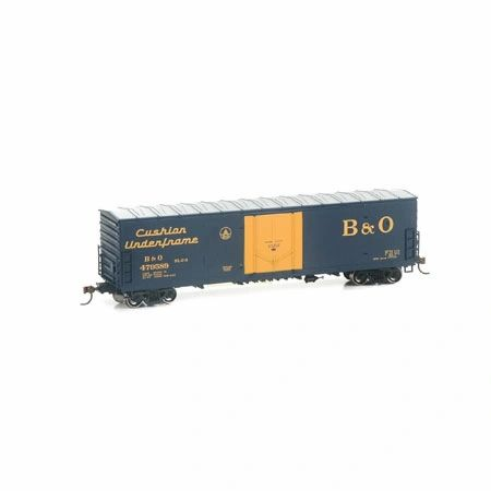Athearn RTR 50' Youngstown Door Box B&O