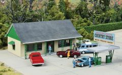 Walthers Cornerstone HO Scale Country Store