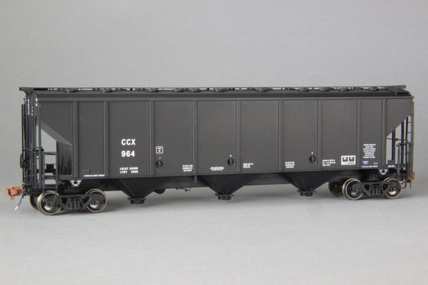 Ho Scale Scaletrains Rivet Counter Columbian Chemicals Thrall 4727 Carbon Black Hoppers