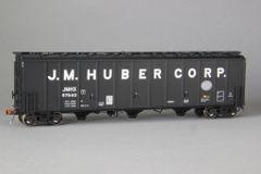 "Ho Scale Scaletrains Rivet CounterJM Huber/JHMX Thrall 5750 ""1980's Version"" Carbon Black Hoppers"