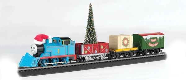 Bachamann Ho Scale Thomas' Christmas Express Train Set - Thomas & Friends