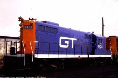 Walthers Proto GP9 Grand Trunk DCC & Loksound *Pre-order*